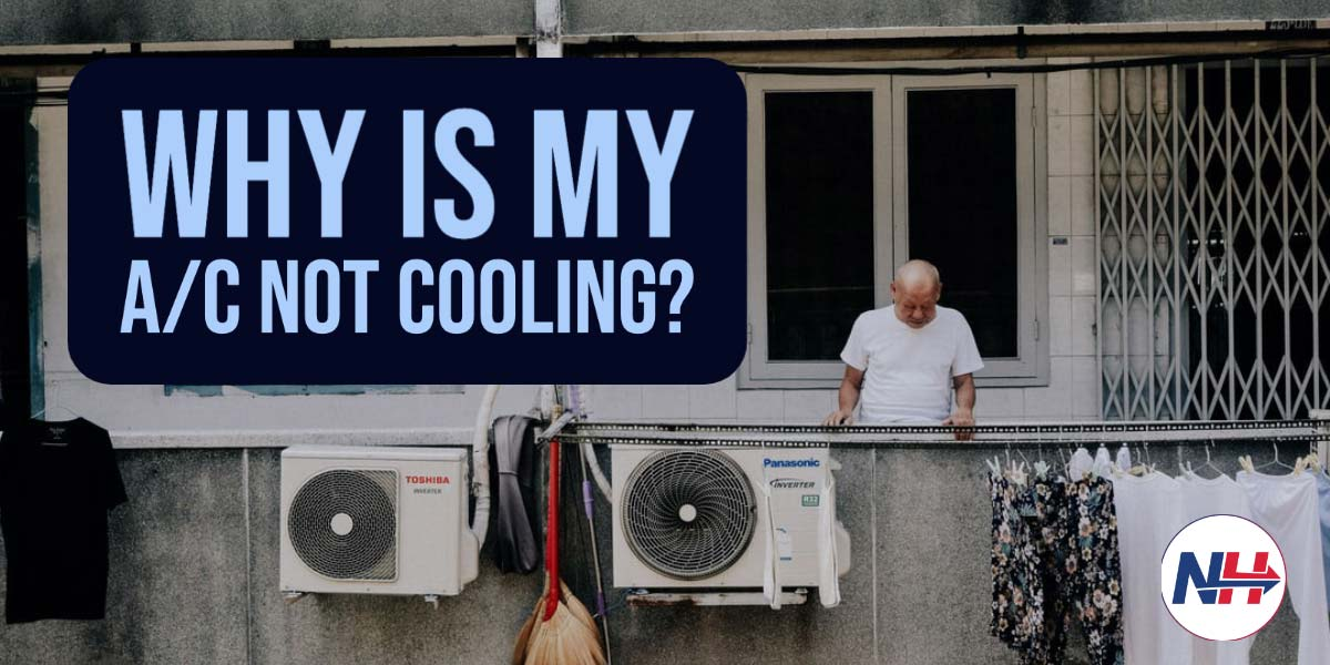 Why Is My A/C Not Cooling
