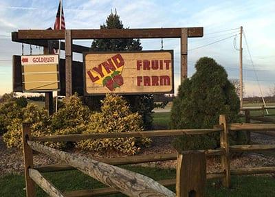 Lynd's Fruit Farm in Pataskala, Ohio