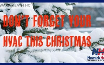 Don't forget your HVAC system this Christmas!