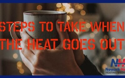 Steps to Take When the Heat Goes Out