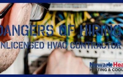 Dangers of Hiring an Unlicensed HVAC Contractor