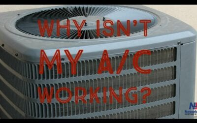 Why isn't my A/C working?