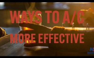 7 Ways to make my AC more effective